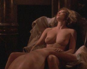 Sylvia Kristel nude – Mata Hari (1985)
