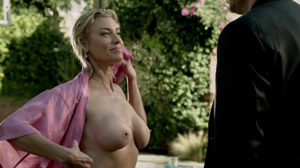 Donna Stone  nackt