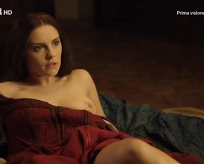 Annabel Scholey nude – Medici Masters of Florence s01e06 (2016)