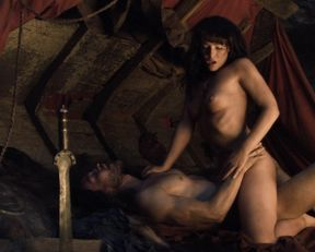 Erin Cummings nude – Spartacus: Blood and Sand s01e01 (2010)