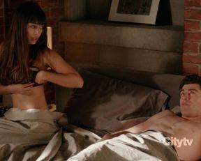 Hannah Simone sexy – New Girl s01e14 (2011)