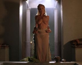 Viva Bianca nude – Spartacus: Blood and Sand s01e10 (2010)