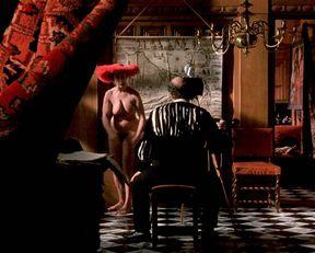 Frances Barber nude, Guusje van Tilborgh nude – A Zed & Two Noughts (1985)