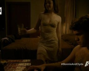 Holliday Grainger sexy – Bonnie and Clyde (2013)