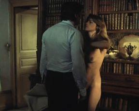 Charlotte Rampling nude – La Chair de l'orchidee (1975)