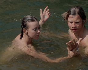 Jenny Agutter nude – Logan's Run (1976)