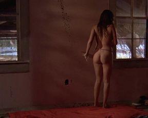 Barbara Hershey nude – Boxcar Bertha (1972)