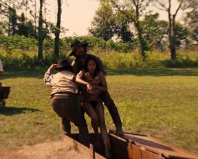 Kerry Washington nude – Django Unchained (2012)