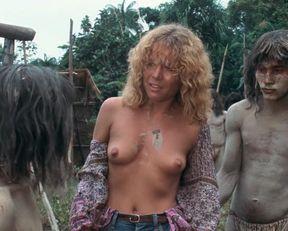 Zora Kerova nude – Cannibal Ferox (1981)