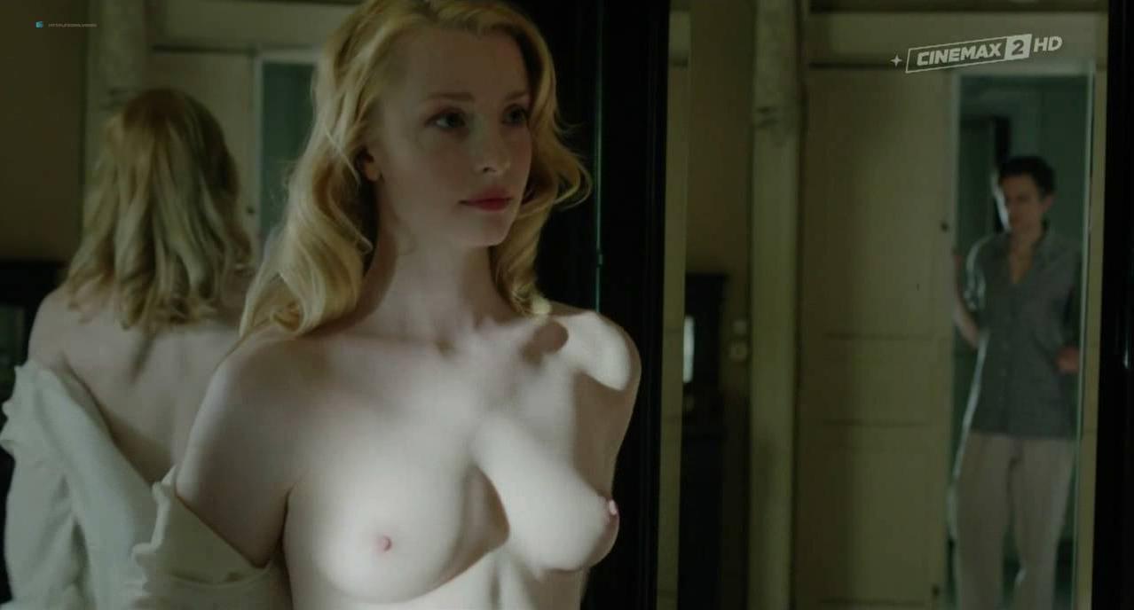 Fiona nackt Glascott Claudia Karvan