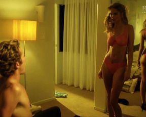 Mindy Robinson nude, Natalie M. Morris sexy – Mantervention (2014)