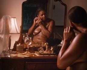 Queen Latifah nude – Bessie (2015)