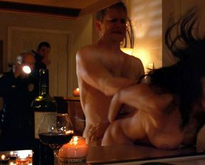 Yvette Yates nude, Marika Dominczyk nude, Traci Lords nude – I Hope They Serve Beer in Hell (2009)