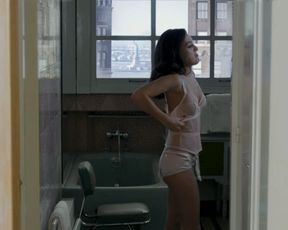 Helene Kuhn nude – Marcel Dassault l'homme au pardessus (2014)