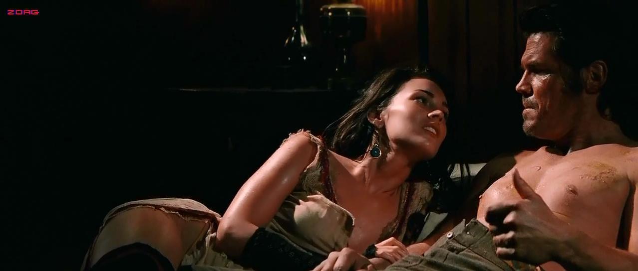 Megan fox sex scene