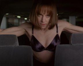 Holly Hunter nude – Crash (1996)
