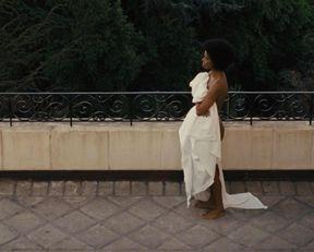Zoe Saldana nude – Nina (2016)