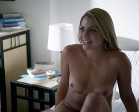 Emmy Rossum, Paige Diaz naked – Shameless s06e01 (2016)