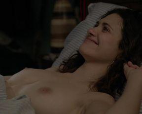 Emmy Rossum nude – Shameless s04e01 (2014)