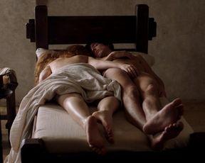Isolda Dychauk nude – Borgia s01 (2011)