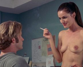 Paulina Porizkova nude – Thursday (1998)