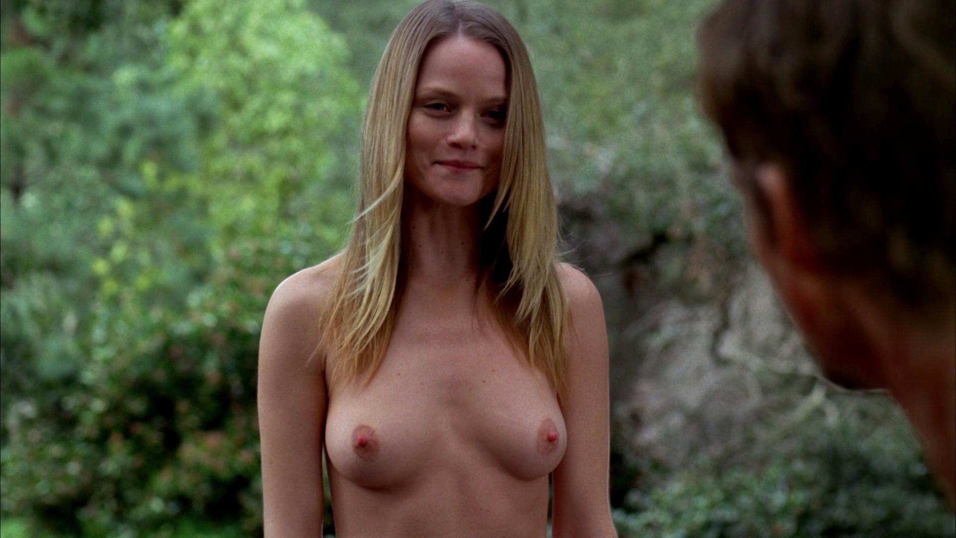 Lindsay Pulsipher  nackt