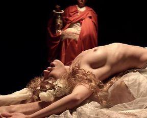 Jytte-Merle Bohrnsen, Jeanette Hain nude – The Forbidden Girl (2013)