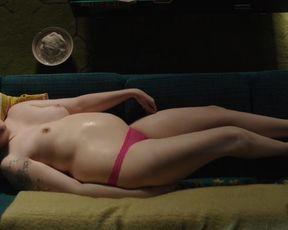 Lena Dunham nude – Girls s06e08 (2017)