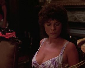 Adrienne Barbeau naked – Swamp Thing (1982)
