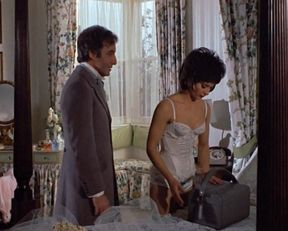 Nicola Pagett, Gabrielle Drake nude – There's a Girl in My Soup (1970)