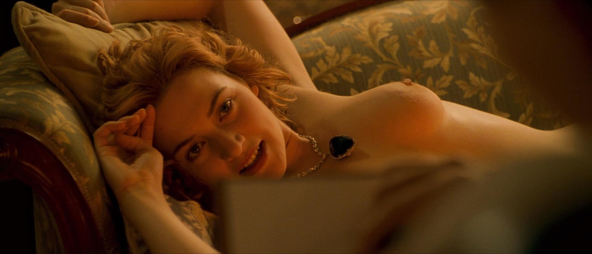 Naked kate winslet From Titanic