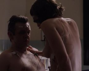 Lizzy Caplan nude – Masters of Sex s01e07 (2013)