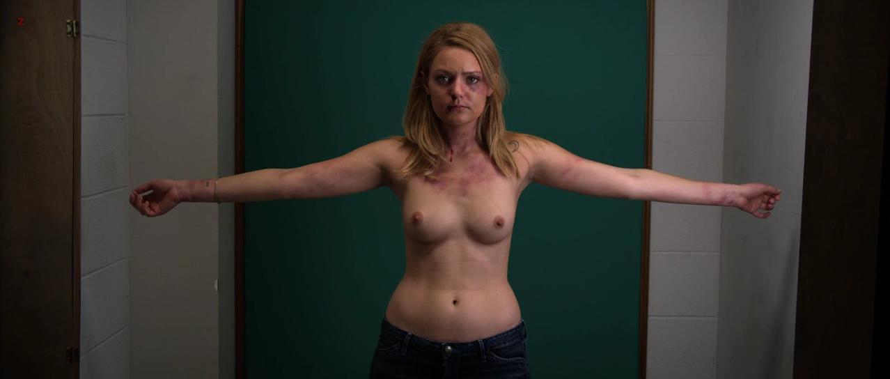 Hanna Stanbridge  nackt